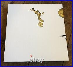COIL THE APE OF NAPLES BOX SET Black 12 vinyl RARE ORIGINAL release MINT