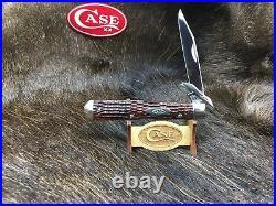 Case XX (1940-64) Gorgeous Jigged Bone Cheetah Knife Mint In Box Nice & Rare