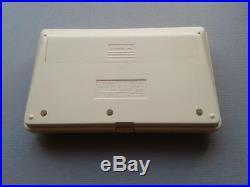 Casio Game&watch Western Bar Cg-300 Original Box Near Mint Condition Rare++ Read