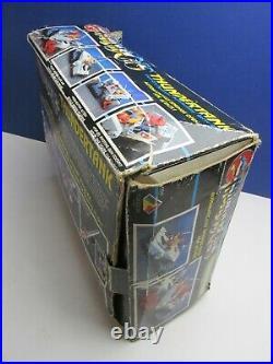 Complete THUNDERCATS THUNDERTANK VEHICLE VINTAGE original LJN RARE 1986 BOXED