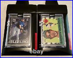 Complete Topps Project 2020 Set 1-400 With Boxes In Hand Trout Jeter Ichiro