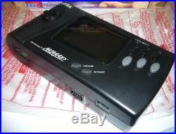 Console Sega Nomad Genesis Game System All Original Ntsc USA Boxed Rare