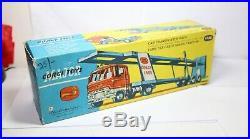 Corgi 1138 Car Transporter Ford Tilt Cab In Its Original Box Near Mint Rare