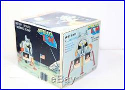 DSK Toys Japan NASA Apollo Lunar Module In Its Original Box Near Mint Rare
