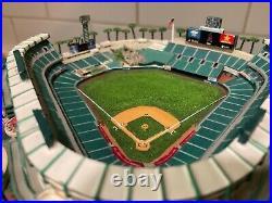 Danbury Mint The New Anaheim Angels Stadium in the Original Box / Very Rare