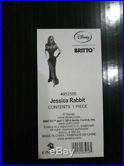 Disney Britto Jessica Rabbit 4052555 24cm Figurine New in Box Original RARE