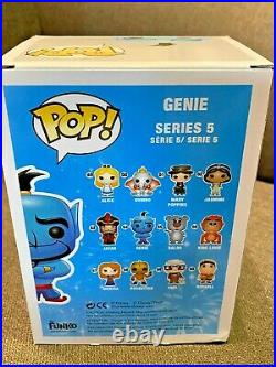 Disney Funko Pop Genie Metallic SDCC 2013 54 Exclusive RARE NEW IN BOX NRFB
