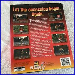 Doom 2 II Rare Edition Big Box PC Manual Classic Vintage withOriginal Receipt