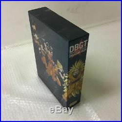 Dragon Ball GT DVD BOX Collection DVDs only Anime Goku original Rare Japan