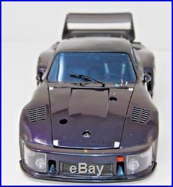 EXOTO 118 Porsche 935 Turbo Standox Monte Carlo Magic W Original Boxes RARE