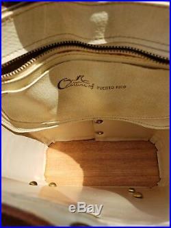 Enid Collins 1960's Vintage RARE Original Box Bag Les Fleur Collection Mint Cond