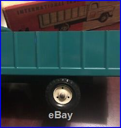 Eska Tru-Scale IH Truck Vtg ORIGINAL New with BoxAwarded to Eska WorkerVery Rare
