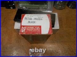 Extremely Rare Mpc 1966 Dodge Polara Convertible Promo W. Original Box! Wow