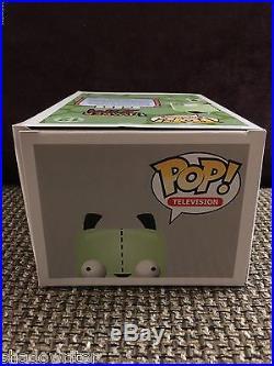 Funko Pop Invader Zim Gir #12 Exclusive Original Blue Box Rare Retired Mint USA