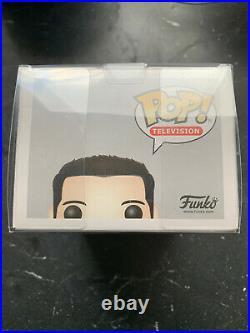 Funko Pop Teen Wolf Stiles Stilinski 486 vaulted original rare box protector
