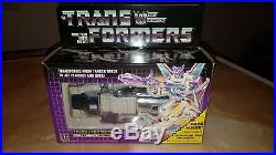G1 Hasbro Transformers Octane MIB Partial UNUSED Original 1986 RARE Boxed