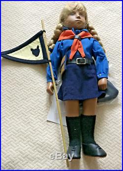 GOTZ Sasha ALICE Doll MINT with ORIGINAL Box Tube RARE VHTF 1999 RARE