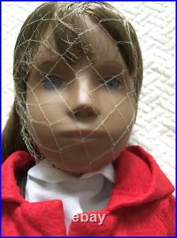 GOTZ Sasha ANNETT Doll MINT with ORIGINAL Box Tube RARE VHTF 1999 RARE