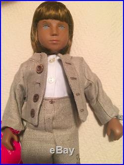 GOTZ Sasha LEON Doll MINT with ORIGINAL Box Tube RARE VHTF 2001 LIMITED EDITION