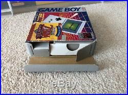 GameBoy Classic Console 1989 DMG 01 + Zelda Rare Boxed USA Nintendo Original