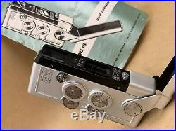 Gami 16 Vintage Subminiature Camera Set Made In Italy with Original Box Rare