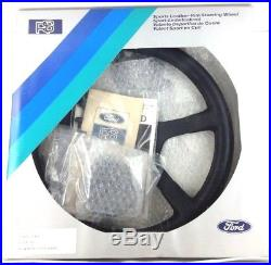 Genuine Ford RS Motorsport steering wheel complete. NOS, original box. RARE! 3A