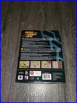 Grand Theft Auto Original PC Limited Edition Big Box Version! RARE! Never used