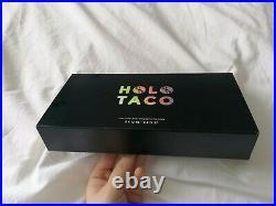 HOLO TACO Original Launch Collection Box (BOX ONLY) RARE