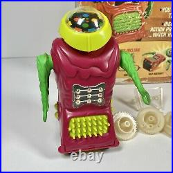 Ideal Zeroid Alien Invader Original Box Complete 1970 Rare