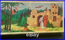 J Hofler Hoefler, Ghost Halloween, Rare, Pristine, Box Original, Tin Toys Germany