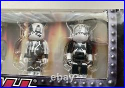 KISS Rock Star 100% Bearbrick Be@rbrick Medicom Toy 2008 Japan Rare Limited Band