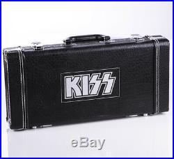 KISS The KISS Box Set 5×CD Guitar Case 2001 Limited Edition New Sealed Rare