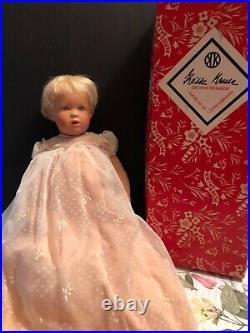 Kathe Kruse Antique 13 Boxed OrigInal ZONE 1 US Rare Rumpumpel Child Doll