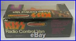 Kiss Vintage Remote Control Van Rare No Flap Version Box Aucoin 1978 Ahi Azrak