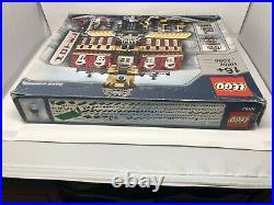 LEGO'CAFE CORNER' (10182) 100% COMPLETE WithBOX & ORIGINAL INSRTUCTIONS RARE