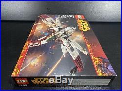 LEGO Star Wars 7259 ARC-170 Starfighter Rare 2005 Set New in Sealed Box