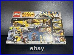 LEGO Star Wars 75092 Naboo Starfighter Rare 2015 Set New