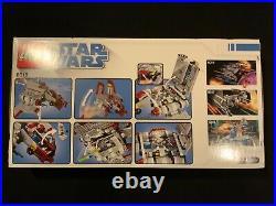 LEGO Star Wars 8019 The Clone Wars Republic Attack Shuttle Brand New Rare