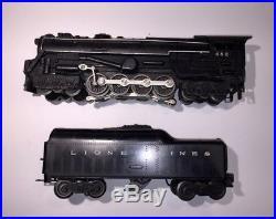 LIONEL Postwar Rare 682 engine with 2046 Tender withoriginal boxes