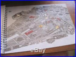 Lego 10179 Star Wars UCS Millennium Falcon Original/Rare complete/ no box