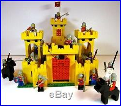 Lego Castle 375 Knights Castle Very Rare, Vintage, Original Instructions and Box