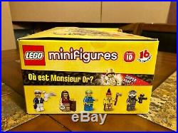 Lego Mr Gold Series 10 Complete Set 71001 With Original Box Extremely Rare