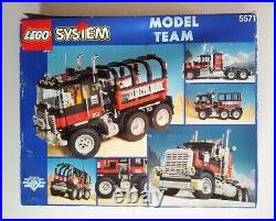 Lego vintage Model Team 5571 Giant Truck in original box, RARE
