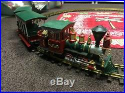 Lehmann Gross Bahn LGB Santa G-Scale Model Train #72560 RARE In Original Box