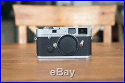 Leica MP with the 0.85 viewfinder in mint condition, original box VERY RARE