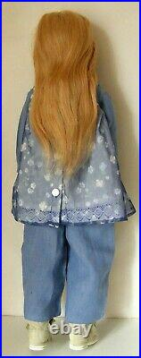 Limited Edition Annette Himstedt Doll 2002 GRITI Rare and Original Doll
