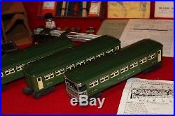 Lionel Original Postwar Train Set 1426WS 2026 6466WX 6440 6441 Parts Box Rare