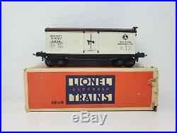 Lionel Prewar O Gauge 2814R Refrigerator Car With Original Box RARE