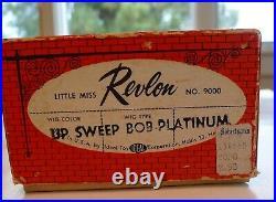 Little Miss Revlon Doll Ideal Toys Rare Vintage Toy in Original Box