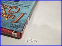 Lucienne's Quest Panasonic 3DO Complete Original Long Box CIB Rare RPG longbox